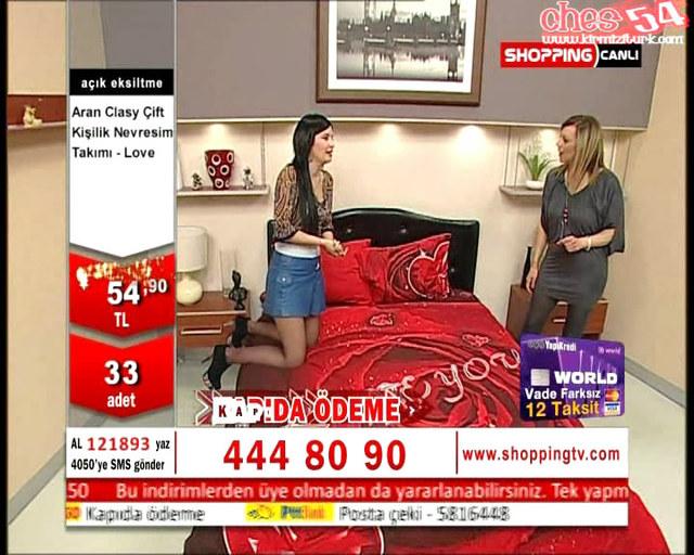 Zeynep Solman Shopping Tv 07 03 2012